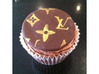 louis vuitton cupcake