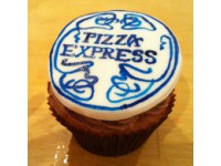 pizza express cupcake